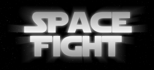 Space Fight logo